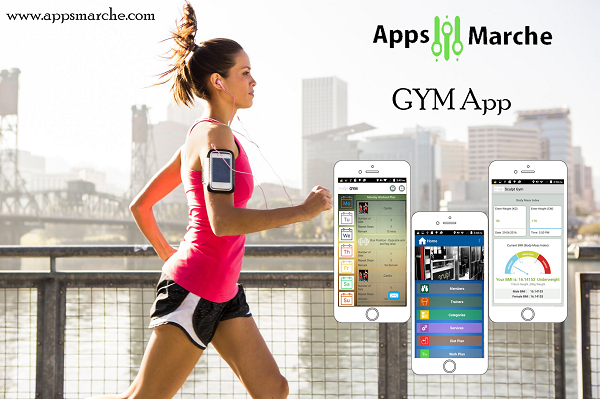 why using fitness mobile app is beneficial for gym owners, gym mobile app,mobile app builder,best app builder