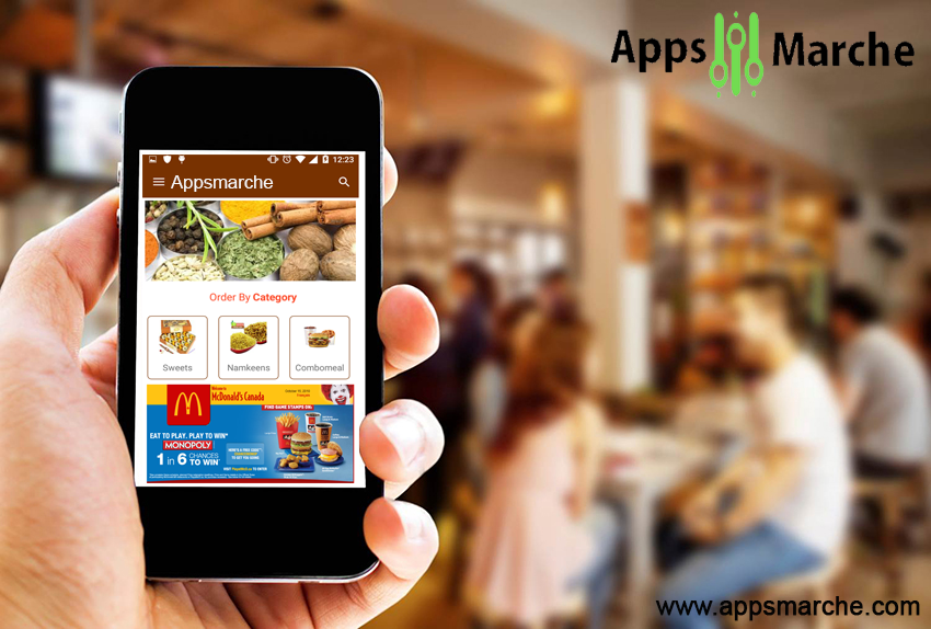 features of best restaurant mobile app,restaurant mobile app,best app builder