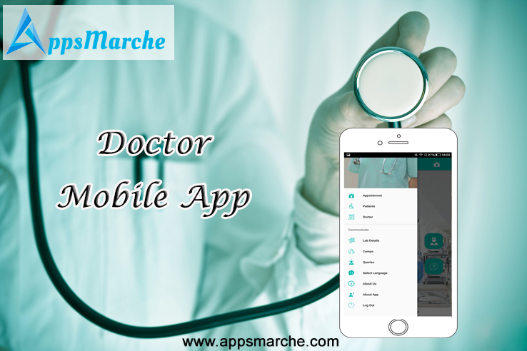 use doctor mobile app to connect with doctors, best doctor mobile app, mobile solution for doctor, doctor mobile solution, hospital mobile app, clinic mobile app, best app builder