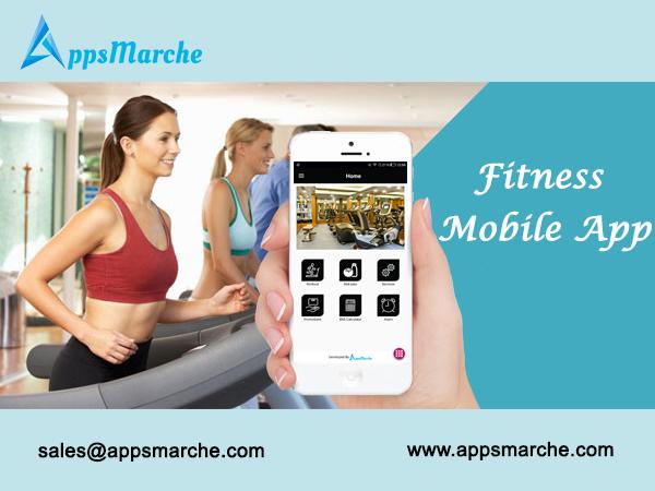 fitness mobile app saves your time, best fitness mobile app, gym mobile app, best gym mobile app, yoga mobile app, personal trainer app, workout app, gym management app, apps market, app builder, mobile app builder, appsmarche