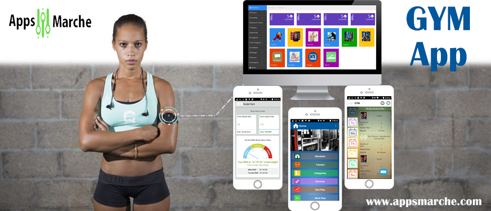 how to market your business with gym mobile app, best gym mobile app, fitness mobile app, best app builder