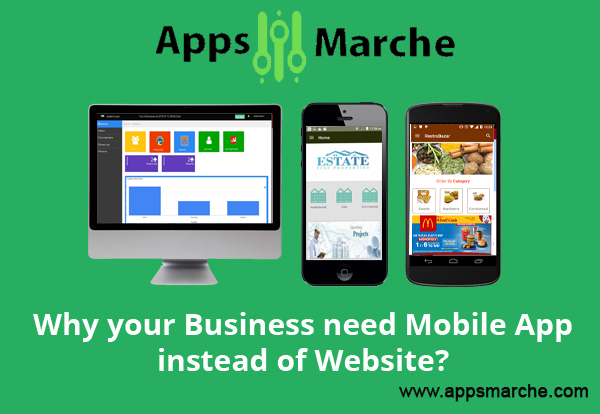 3 Reasons why your business needs a mobile app,best app builder,appsmarket,mobile app builder