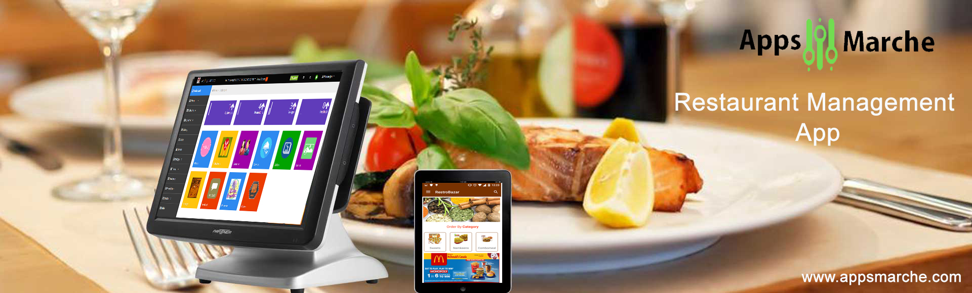 best restaurant management app for online food ordering, restaurant mobile app, best app builder
