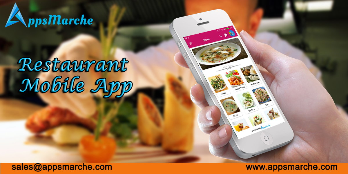 importance of restaurant mobile app for restaurant business, restaurant management mobile app, best restaurant mobile app, app builder, customized mobile apps