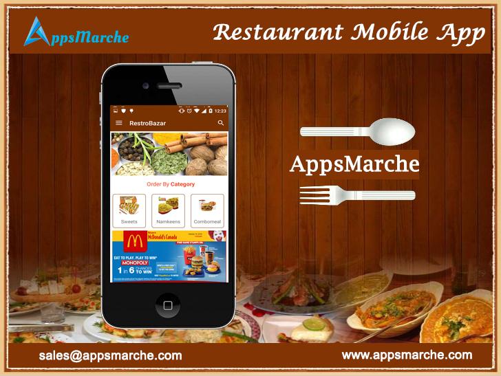 use restaurant mobile app to increase profit, restaurant management mobile app, best restaurant mobile app, app builder